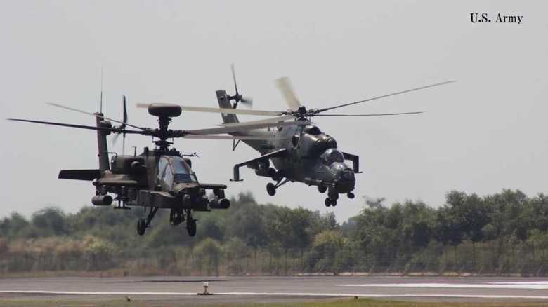 AH-64Eアパッチ:米印の攻撃ヘリの共同作戦が可能となる日