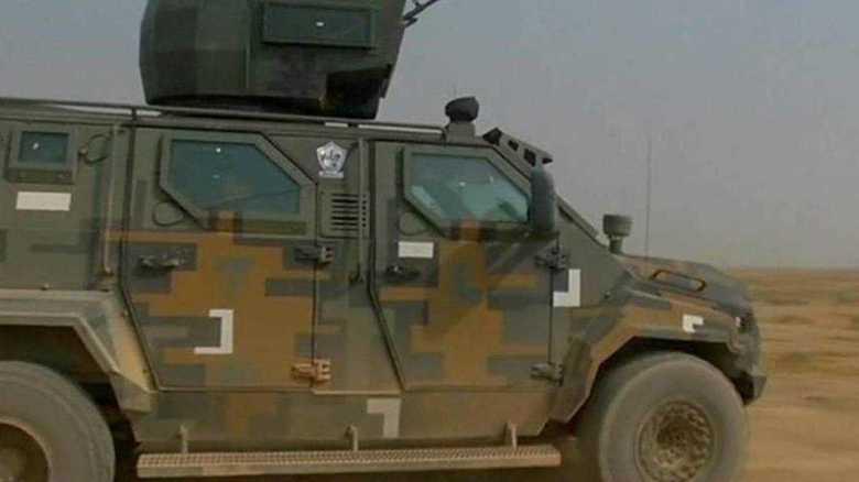 イラク・モスル奪還作戦 アブジャルボア映像分析