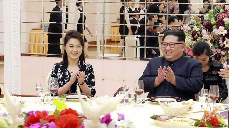 南北首脳会談を前に、北朝鮮が前代未聞のファーストレディー外交!?