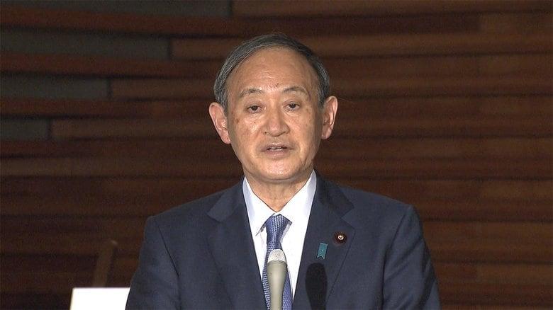 菅首相 東京など1都3県の「緊急事態宣言」 週内にも発令の方向で検討
