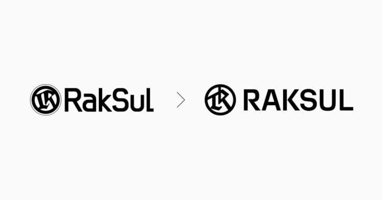 RAKSULのロゴリニューアルでさらなる前進を。デザイン力の向上がこれからの競争力の鍵に