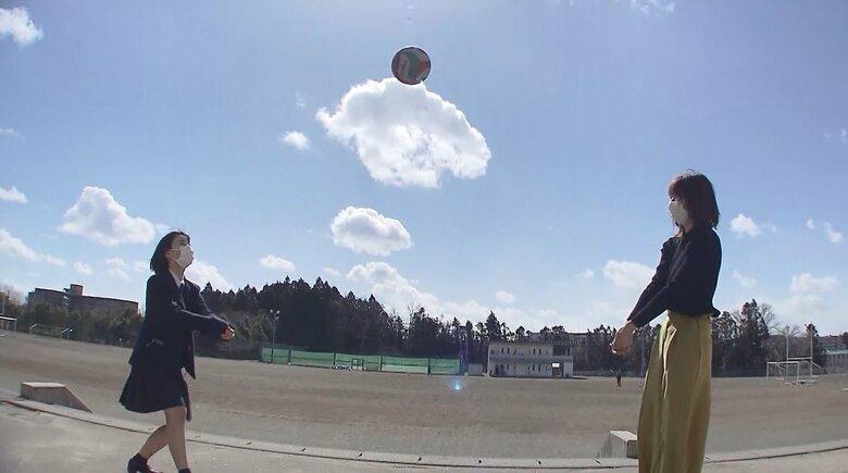バレーボールがつむいだ笑顔。新鍋理沙さん出会った女子高生が、震災から立ち直ったきっかけ