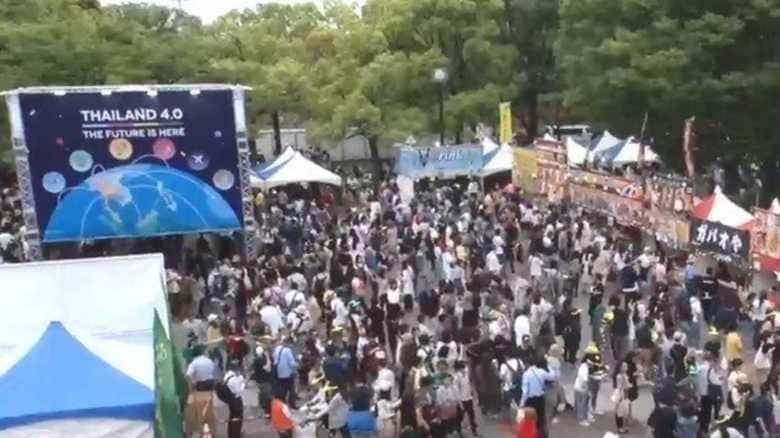 約30万人が来場!「タイフェスティバル」がダントツ人気の理由