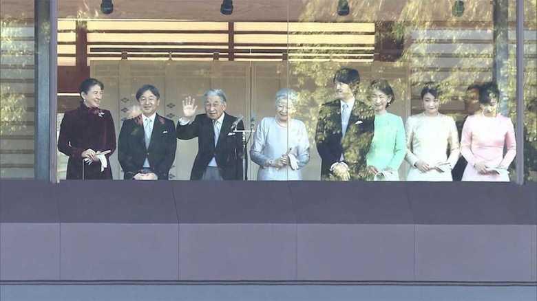 平成から新しい時代へ 節目の年2019年の皇室は?