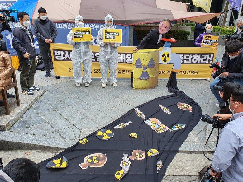 【解説】処理水放出になぜ反発? 韓国の「反日プロパガンダ」と「健康志向」