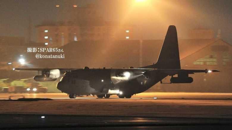 米空軍広域電子攻撃機の飛来に北朝鮮が強く反発