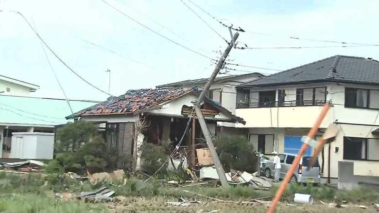千葉の被災地 停電続き、生活はもう「限界」 産業にも大打撃