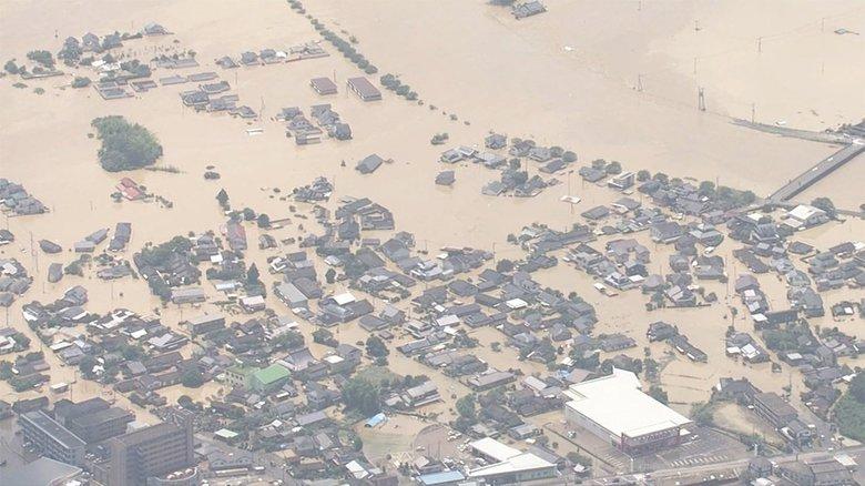 〈フジネットワーク サザエさん募金〉 令和2年7月豪雨 被災地救援
