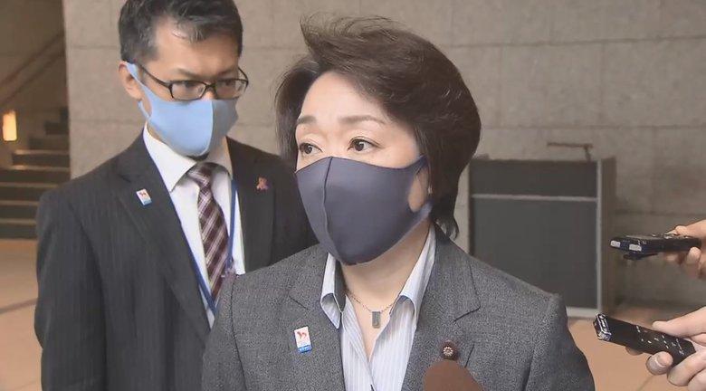 6人で高級寿司会食の橋本聖子五輪相 菅首相の陳謝翌日になぜ?「結果的に、予定外、一時的に」の説明に街の声は