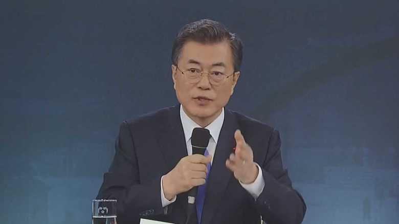 加速する文在寅離れ……韓国高官の不正疑惑、外交失態相次ぐ