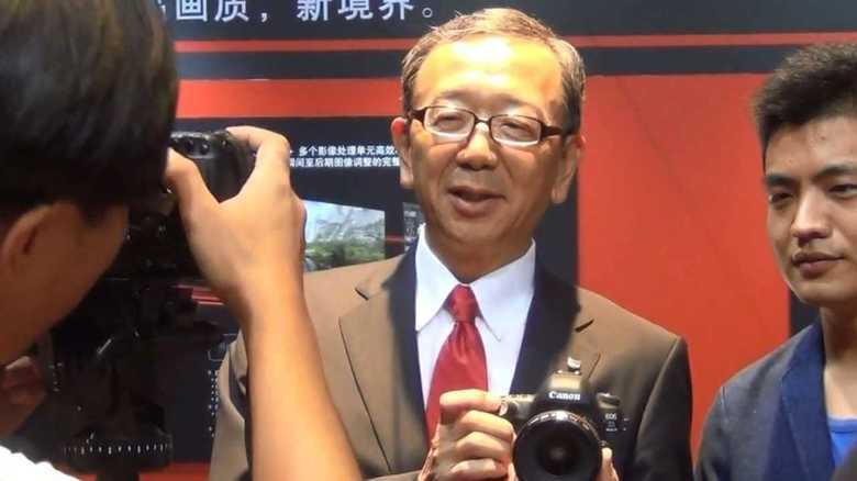 """日々決断を迫られる、Canon(中国)有限公司トップの""""最後の拠り所""""とは"""