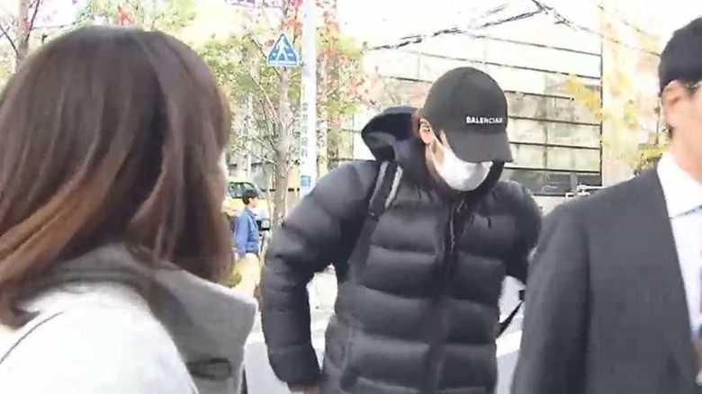 """中国の人気俳優を日本人女性への""""DV""""で逮捕"""
