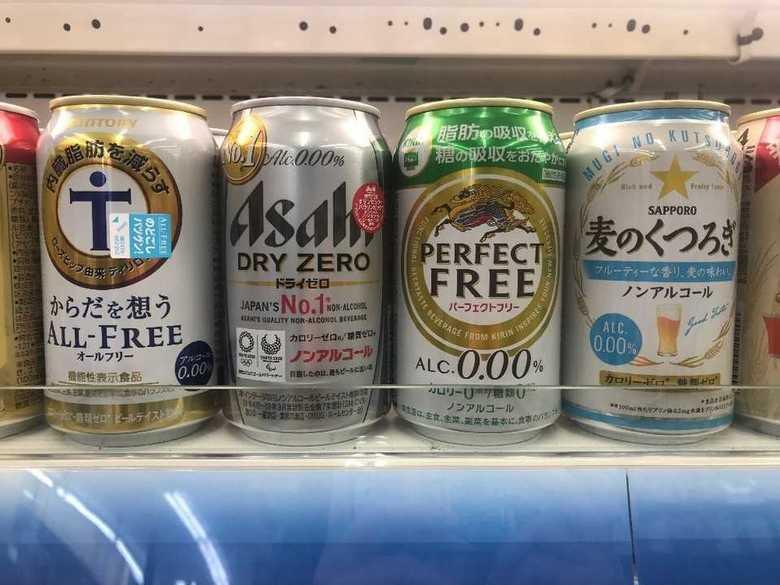 """""""脂肪減らす""""""""尿酸値下げる""""「ノンアルビール」に次々新商品! 消費増税が絶好の商機に"""