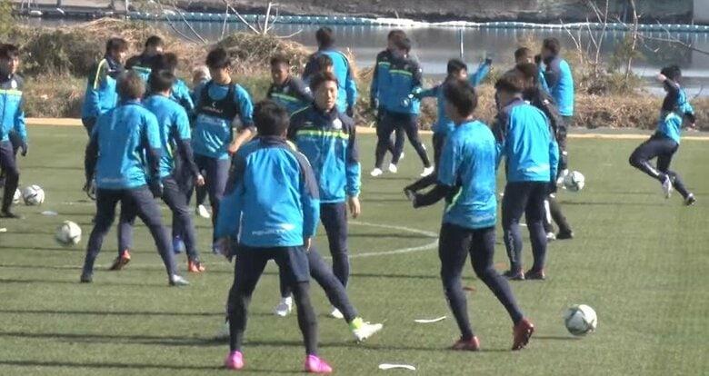 スローガンは「一 One Bellmare」。湘南ベルマーレはチーム一丸となって戦い抜く