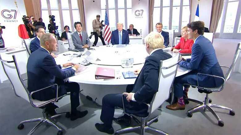 """対中国と五輪へ菅首相はサミットの""""影の主役"""" トランプ後の再結束なるか2年ぶり対面のG7みどころ 日韓の場外戦も?"""