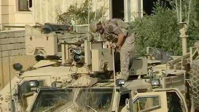 モスル奪還作戦から3週間  イラク側映像にある米軍の最新式車輌を分析
