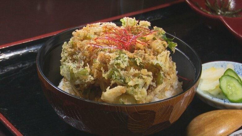 清須にある創業200年の老舗日本料理店…「早食いの信長が湯漬け好き」にちなんだ茶漬けが人気メニューに