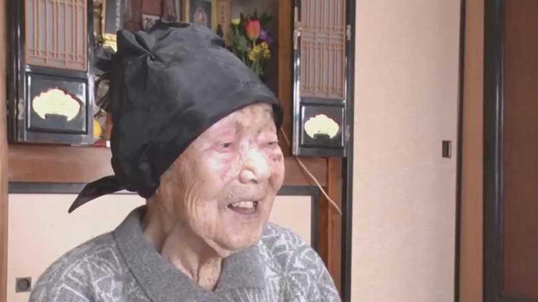 明治から5つ目の元号を迎える108歳のおばあちゃんは新元号「令和」をどう思った?