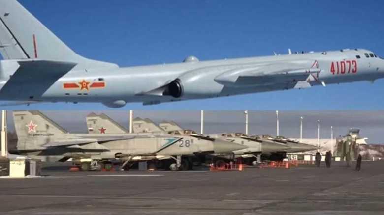 南北閣僚級会談の陰で、北極海~東・南シナ海で、中・露が航空戦力誇示