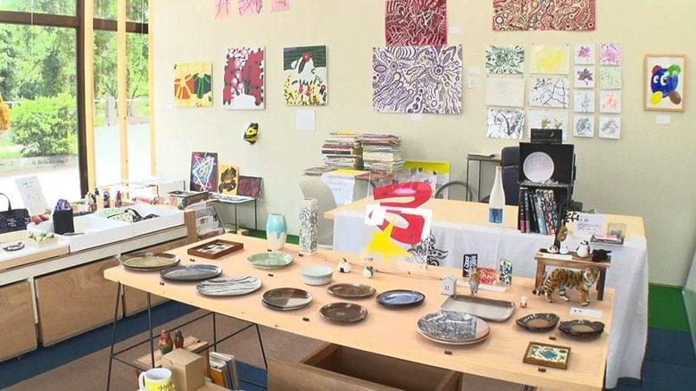 「アートが糸口で心に変化が」人をつなぐ小さなお店 障害の有無に関わらず表現活動の発信拠点に 【新潟発】