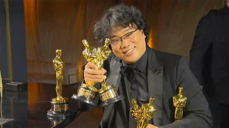 快挙の映画「パラサイト」は文政権のおかげ?よみがえる韓国芸能界ブラックリスト事件