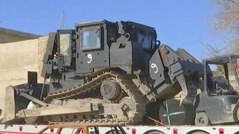 イラク軍モスル南部から攻勢  その装備映像を分析する