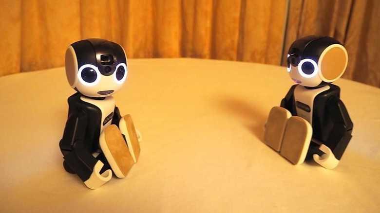 """ロボット同士の""""代理会話""""だけでカップル成立!?「ロボット婚活」のメリットとは?"""