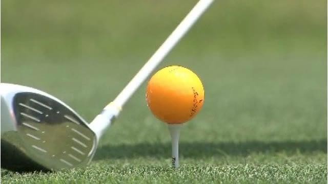若手女子ゴルファーが熱戦 「山陽新聞レディースカップ」 プロ1年目の小倉が上位に【岡山・玉野市】