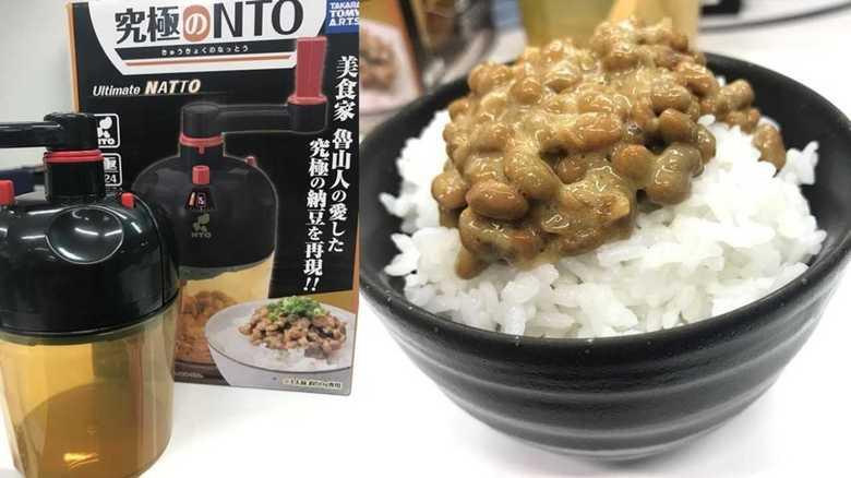 424回混ぜる「究極の納豆」を食べてみた。そして「究極のTKG」とのコンボは破壊力抜群!