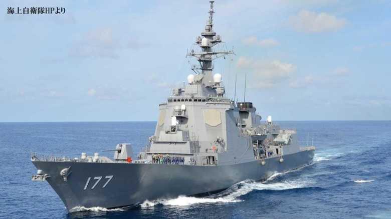 イージス艦「あたご」の新能力「DWES」:岩屋防衛相答弁