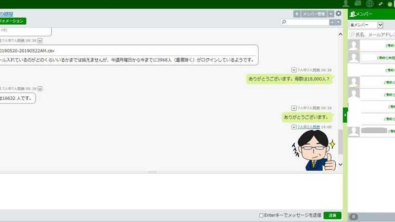 """市長も投稿…神戸市役所が1万6000人が利用できる""""グループチャット""""を業務に導入「会議が減った」"""