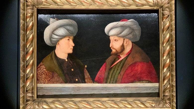 西洋文化をこよなく愛した「征服王」メフメト2世・・・ふるさとイスタンブールに戻った肖像画