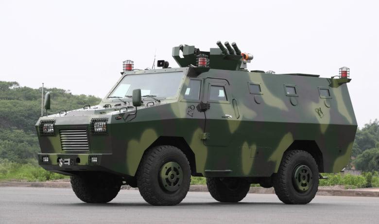 アジア太平洋地域の装甲車両市場の概要