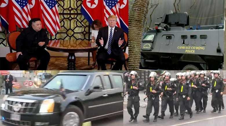 """""""合意なき""""米朝が見せつけた""""能力""""とベトナム国家警察のMP-5サブマシンガン"""