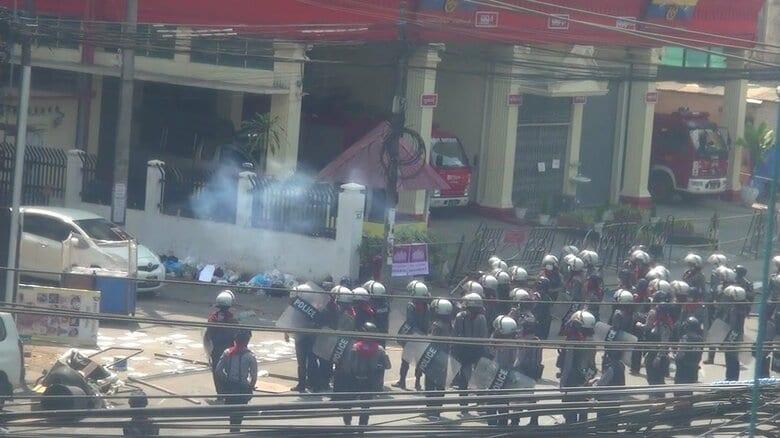 「デモクラシーが欲しい」届かぬ悲痛な声 ミャンマーで逮捕された日本人ジャーナリスト釈放を求める