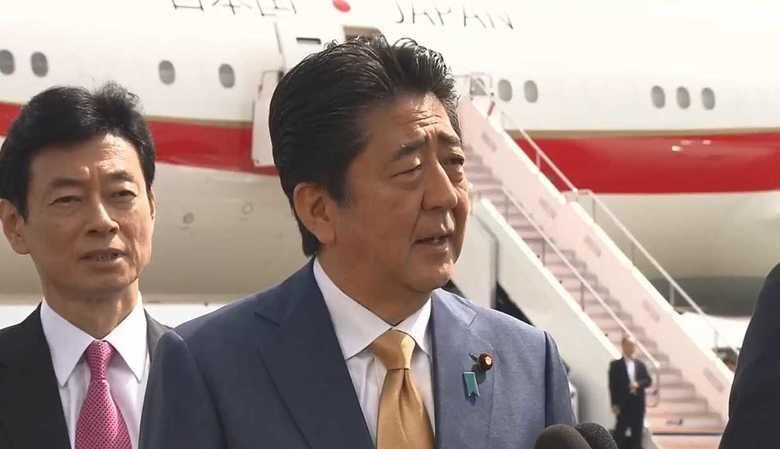 G20議長・安倍首相 各国首脳と会談へ…日韓は首脳会談予定なし  政府内に「会っても話すことない」の声も