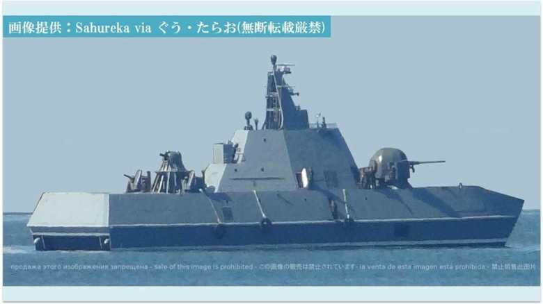 日米イージス艦への脅威? 北朝鮮新型艇の正体