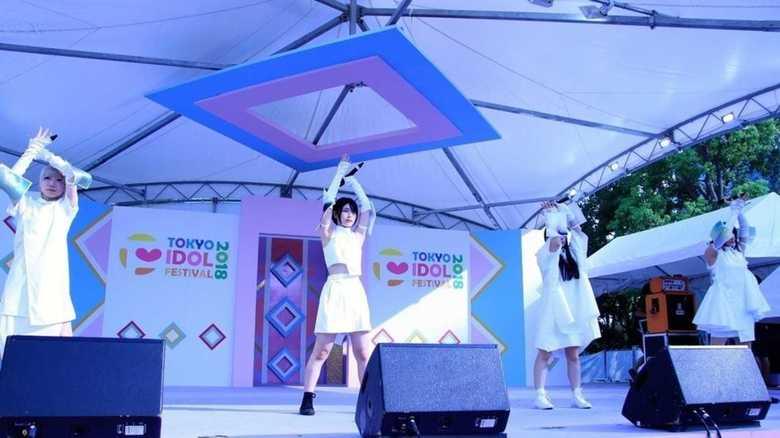 Maison book girlとsora tob sakanaに見る現代音楽と多様化するアイドル【TIF2018】
