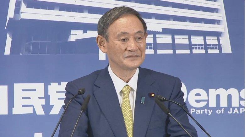 「改革意欲のある人を閣僚に」 自民党・菅新総裁就任会見【全文】