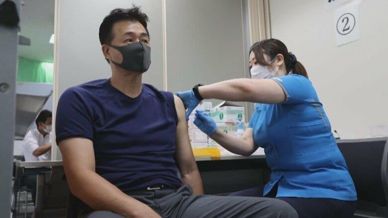 中日の与田監督や選手らも…ワクチンの職域接種が本格スタート 実施する東海3県企業のスケジュール