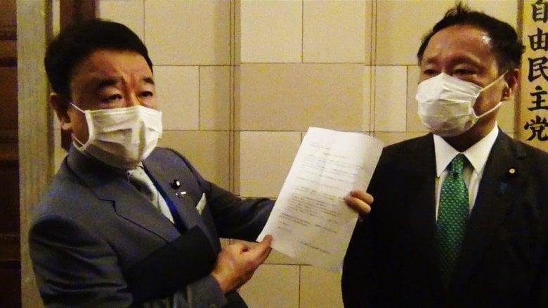 「海外在留邦人にも10万円支給を」自民保守派が岸田氏にアポなし直訴「何も手当てしないというのは信じられない」
