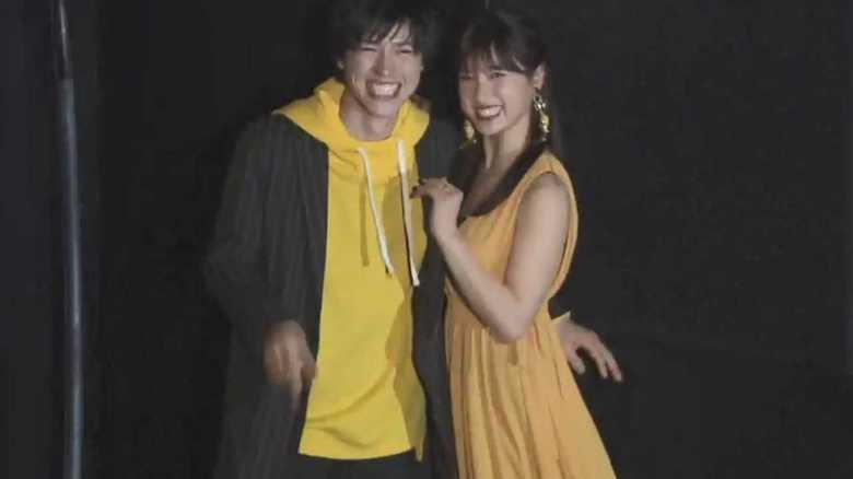 「好きですね~」土屋太鳳(24) イベント初共演の弟・神葉(22)と姉弟愛見せつける