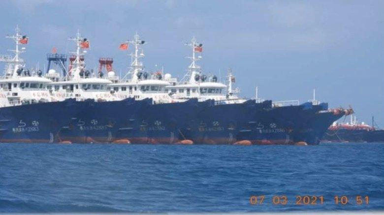 【解説】220隻で南シナ海を占拠した中国「海上民兵」にフィリピンが手を出せない理由