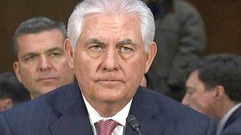 ティラーソン次期米国務長官「日本を防衛する」