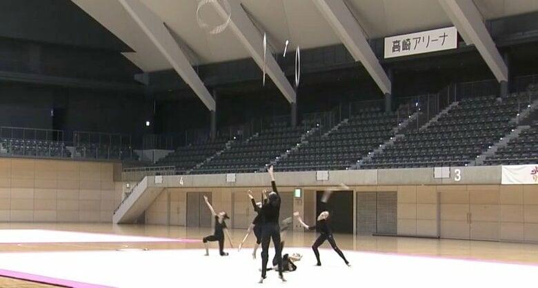 「技は3秒に1回」新体操日本代表フェアリージャパンが見せた新プログラムで目指す金メダル