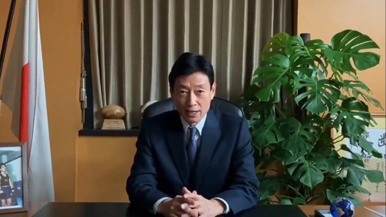 西村大臣「昼間の外出を控えて」動画で発信しプチ炎上…飲食店「生活どうすれば…」