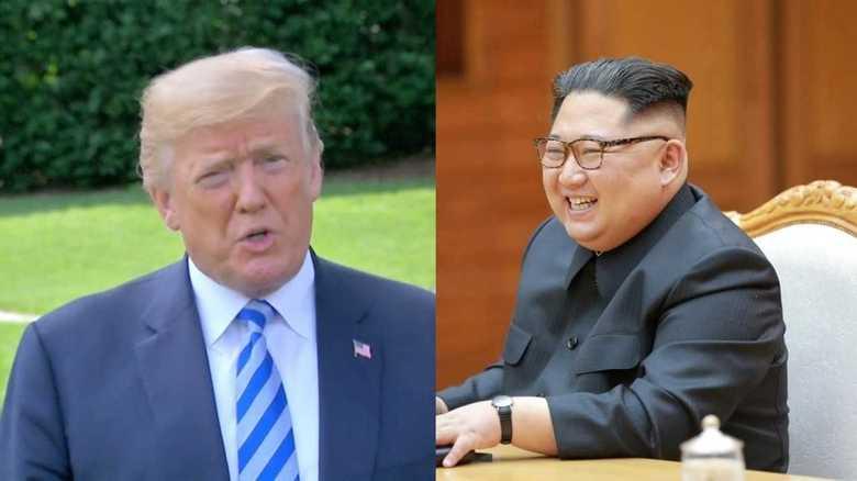 米朝首脳会談の陰に潜む火種