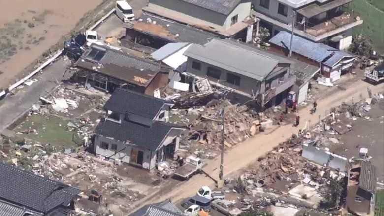 被害の全体像が今も見えていない愛媛県。「水が不足」訴える住民たち