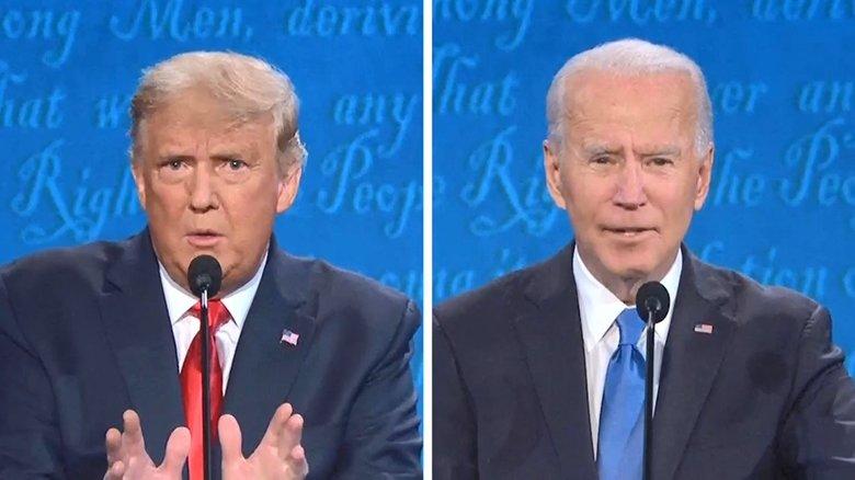 バイデン候補がまた一歩次期大統領の座に近づいた…米大統領選最後の討論会