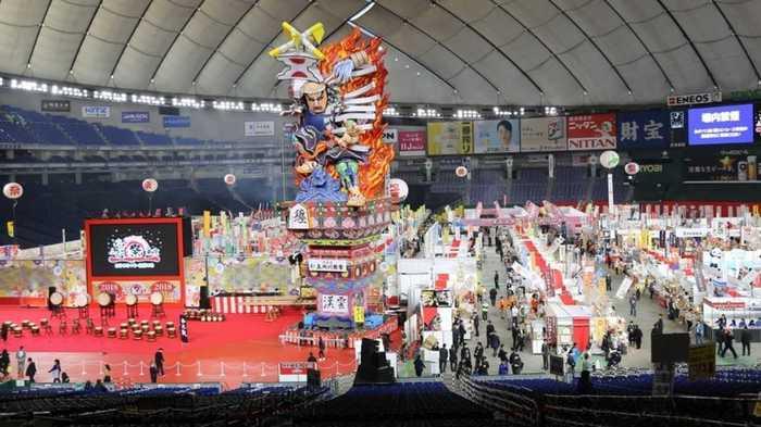 東京 ふるさと 祭り